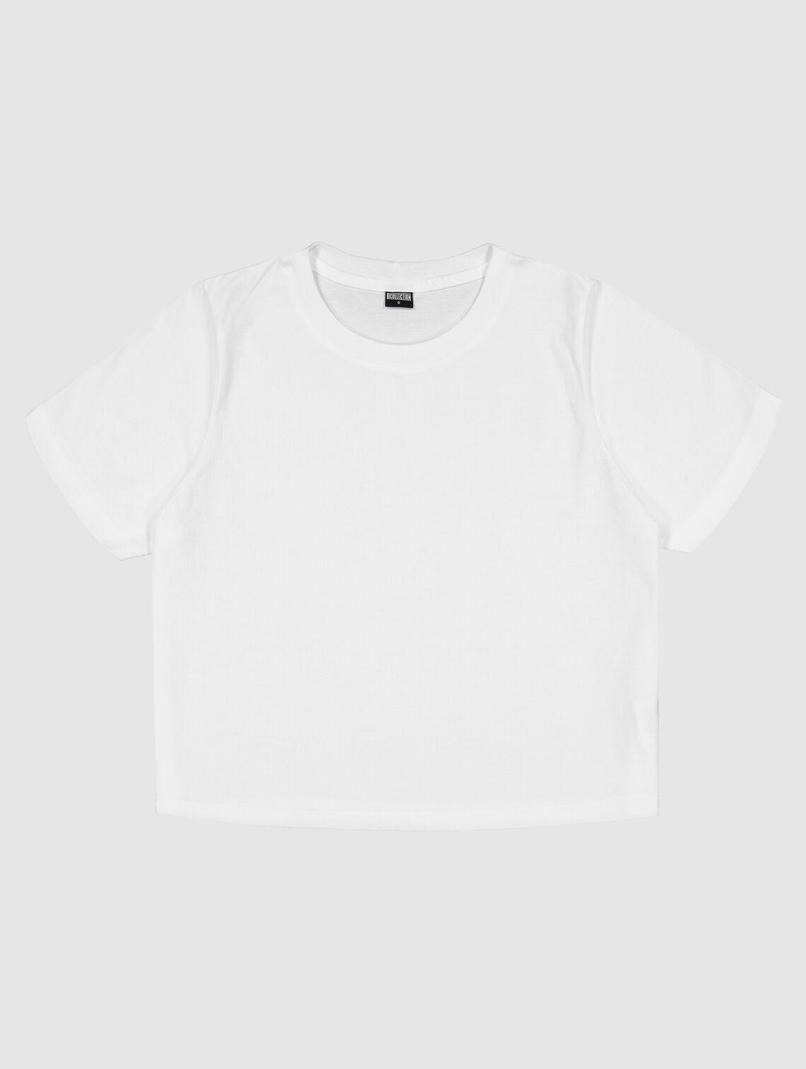 South West Venice Valkoinen T-paita Naiset
