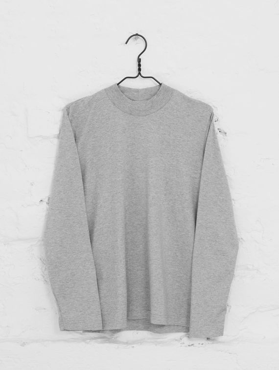 R-Collection Turtleneck Long-Sleeved T-Shirt