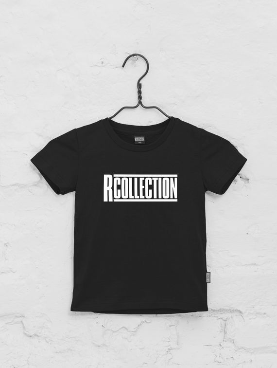 R-Collection Children's Classic T-Shirt with logo