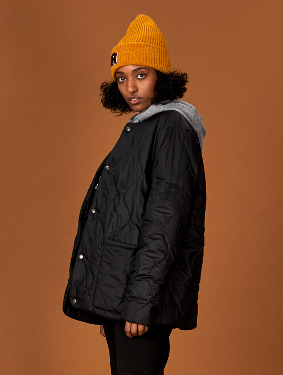 R-Collection Rene Quilted Jacket