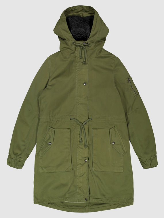 R-Collection Women's winter parka