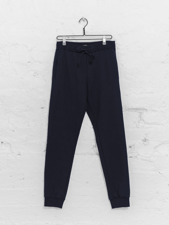 R-Collection Slim Sweatpants dark blue