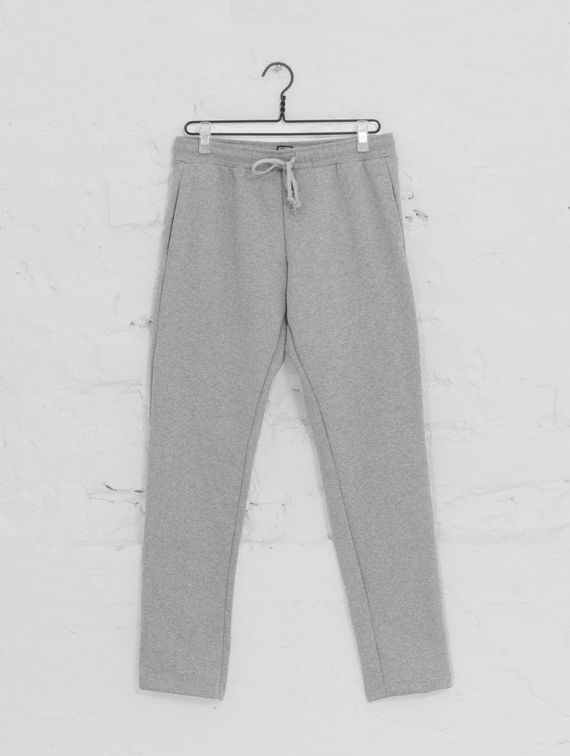 R-Collection Straight-Cut Slim Sweatpants