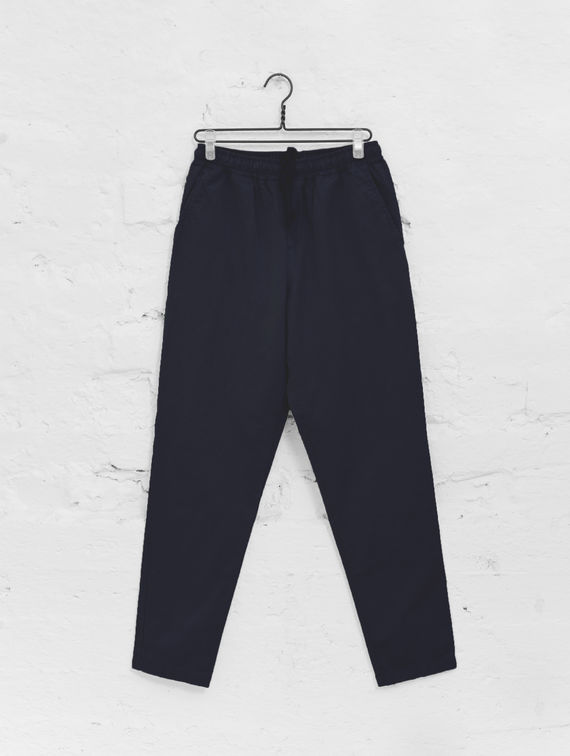 R-Collection Straight-Cut Anorak Pants