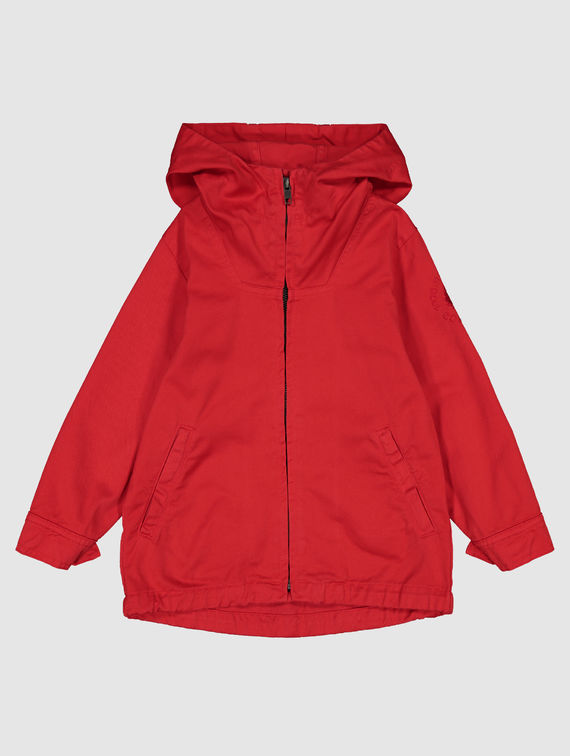 R-Collection Children's Zipper Anorak