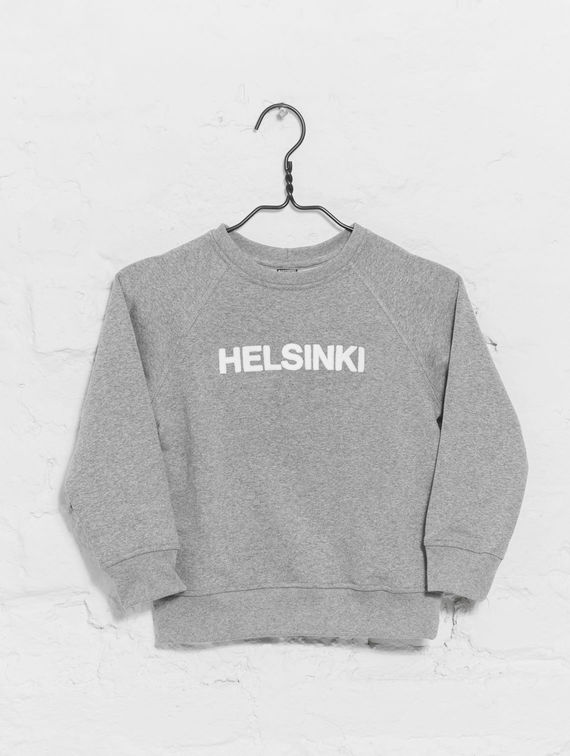 R-Collection Children's City Sweatshirt Helsinki