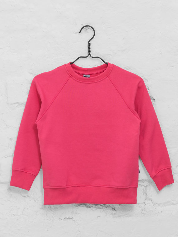 R-Collection Children's Sweatshirt raspberry sorbet