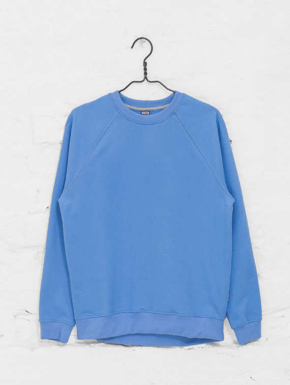 R-Collection Classic Sweatshirt provence blue