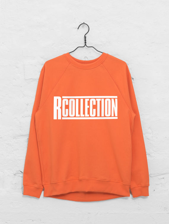 R-Collection Classic Sweatshirt tigerlily