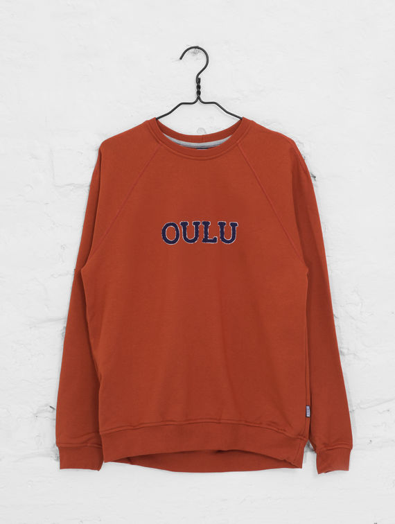 R-Collection City Sweatshirt Oulu