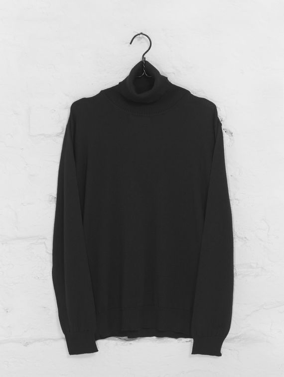 R-Collection Merino Turtleneck