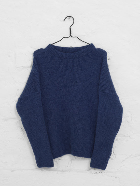 R-Collection Mohair Knit