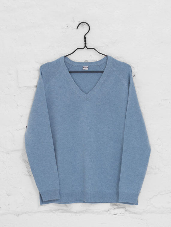 R-Collection Wool Cashmere Sweater