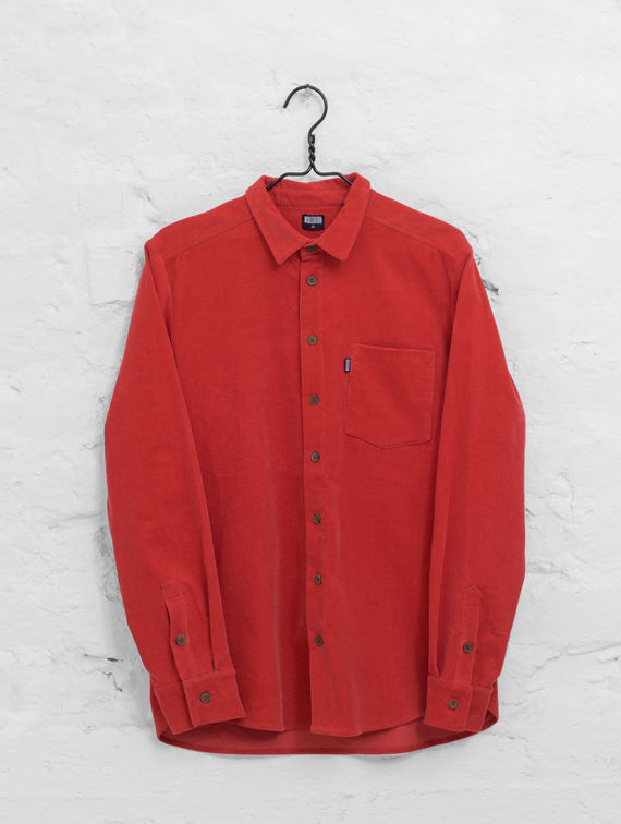 R-Collection Corduroy Shirt