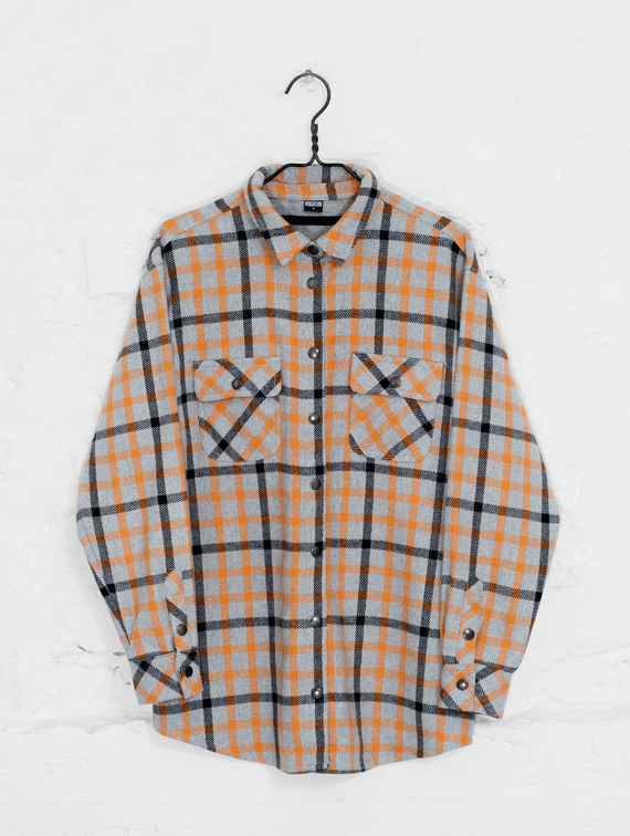 R-Collection Miina Flannel Shirt