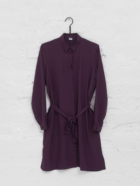 R-Collection Silk Jacket Dress