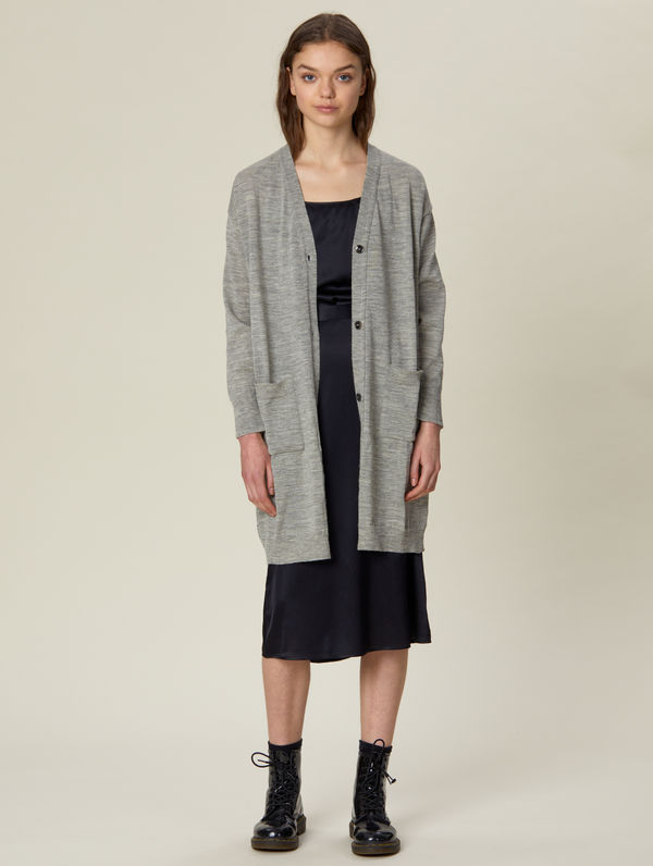 R-Collection Carla Maxi Cardigan