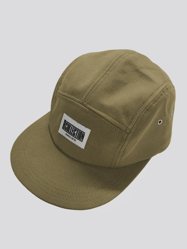 R-Collection 5-panel vaalea sammal