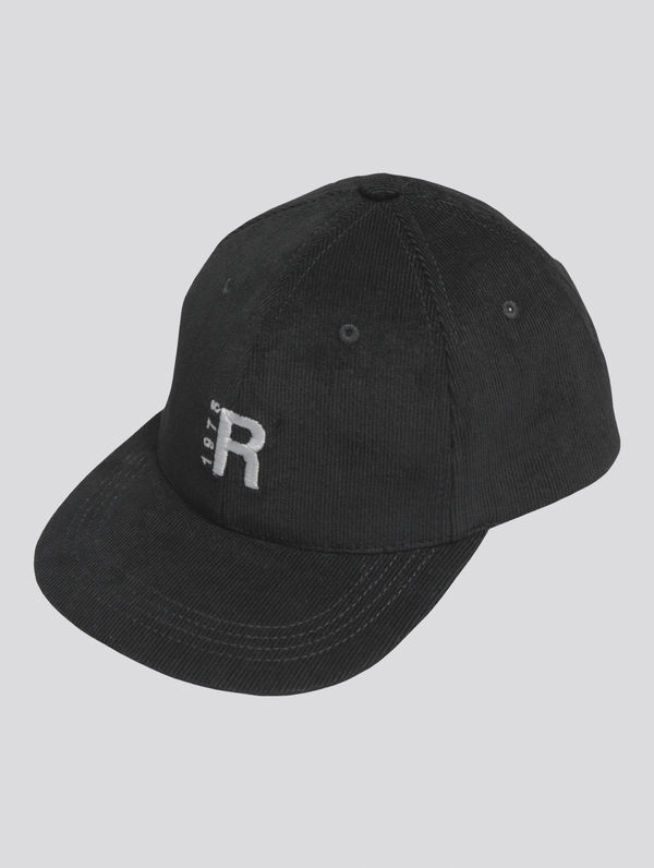 R-Collection 6-panel musta